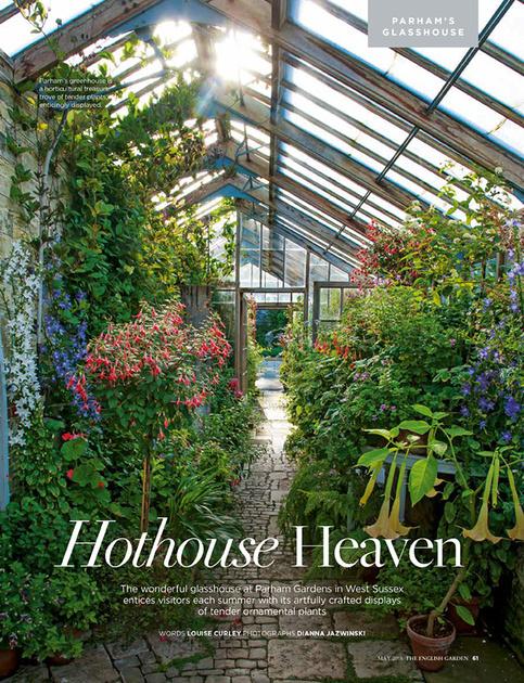The English Garden May 2018